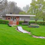 Freizeitgelände Dollau   Minigolf   Finnenbahn   Zeltplatz