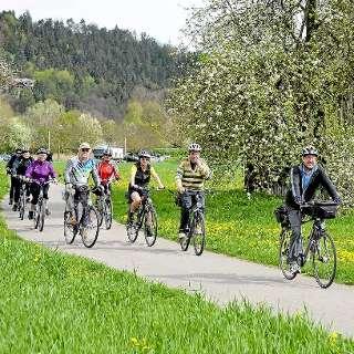 Radwandertag des Tourismusverins Oberndorf