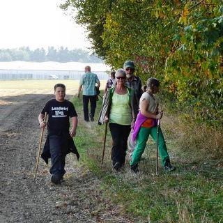 Wandertag des Albvereins am 3. Oktober 2015
