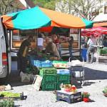 Markt in Oberndorf a.N.