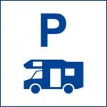 Parkplatz Neckarhalle in der Austraße